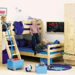 Más de 20 ideas para decorar dormitorios juveniles con literas 7