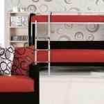 Más de 20 ideas para decorar dormitorios juveniles con literas 8