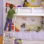 Más de 20 ideas para decorar dormitorios juveniles con literas 18
