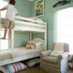 Más de 20 ideas para decorar dormitorios juveniles con literas 22