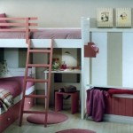 Más de 20 ideas para decorar dormitorios juveniles con literas 23