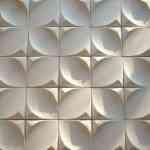 Dune, azulejos ondulados de Urban Product sellados con soja 4