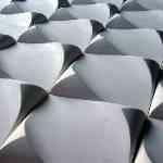 Dune, azulejos ondulados de Urban Product sellados con soja 8