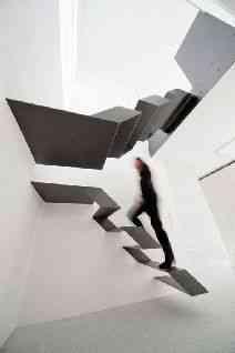 Los 10 mejores diseños de escaleras flotantes (II) 5