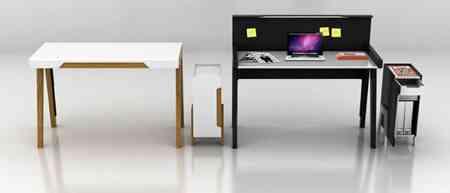 Mesa oficina y escritorio Keith Xiaron