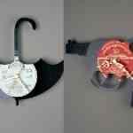 Re_Vinyl, colección de relojes de vinilo para pared de Pavel Sidorenko 6