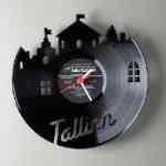 Re_Vinyl, colección de relojes de vinilo para pared de Pavel Sidorenko 7