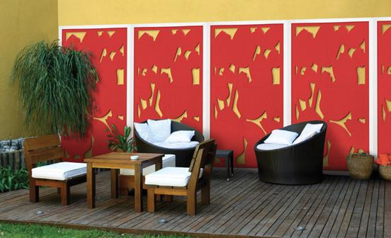 Paneles decorativos para interiores y exteriores - Paneles decorativos exterior ...