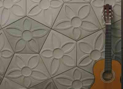 Revestimientos originales para paredes decoraci n de - Recubrimientos para paredes ...