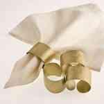 Decora tu mesa con los servilleteros de Zara Home 9