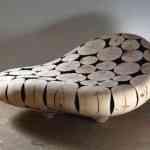 Muebles-escultura de Jae Hyo Lee 5