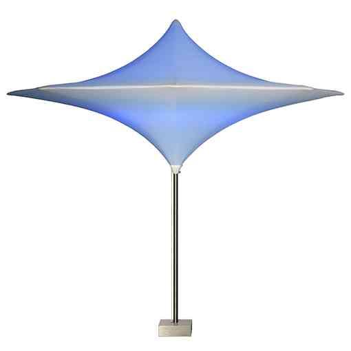 Juri G: una sombrilla que ilumina 2