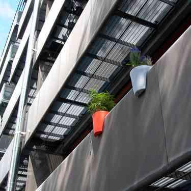 Originales macetas para tu terraza 3