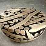 Muebles-escultura de Jae Hyo Lee 6
