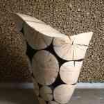 Muebles-escultura de Jae Hyo Lee 3