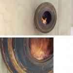 Piedra y madera como elementos decorativos 4