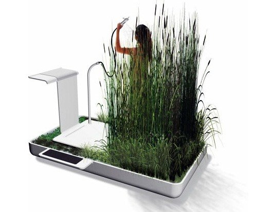 Una ducha ecológica para tu hogar 1