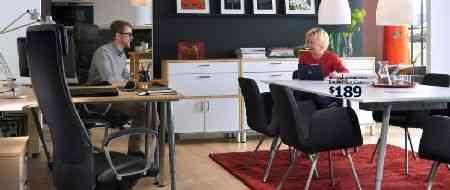 Catálogo IKEA 2011, novedades para oficinas 1