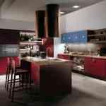 Tribu, cocinas minimalistas de Scavolini 6