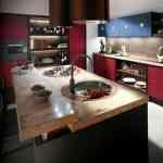 Tribu, cocinas minimalistas de Scavolini 8