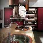 Tribu, cocinas minimalistas de Scavolini 9