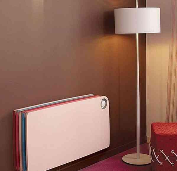 Radiadores de diseño para tu hogar 2