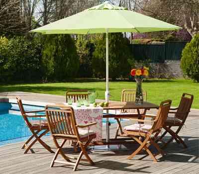 Cuatro ideas para decorar tu jardín y terraza 2