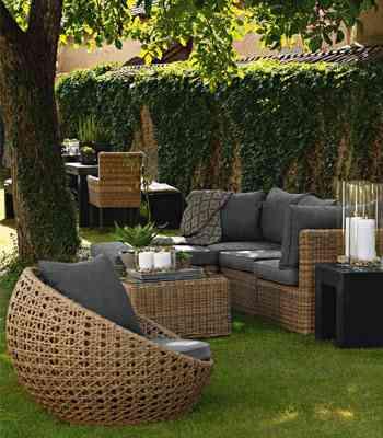 Cuatro ideas para decorar tu jardín y terraza 3