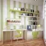 Imágenes que inspiran: dormitorios verde manzana 6