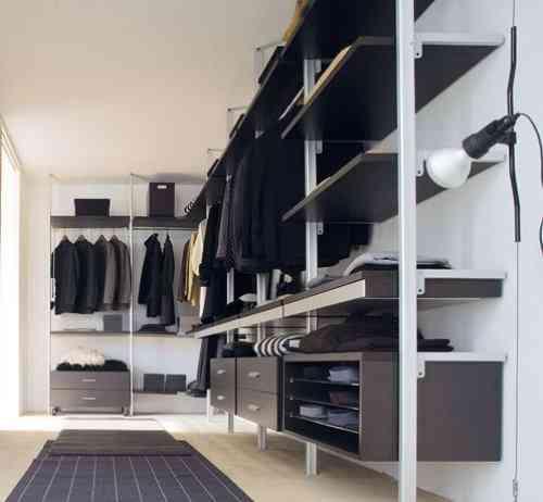 Ideas para organizar tu vestidor 1
