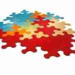 Alfombra Puzzle IMPERIAL, elige los colores de tu suelo 2