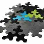 Alfombra Puzzle IMPERIAL, elige los colores de tu suelo 4