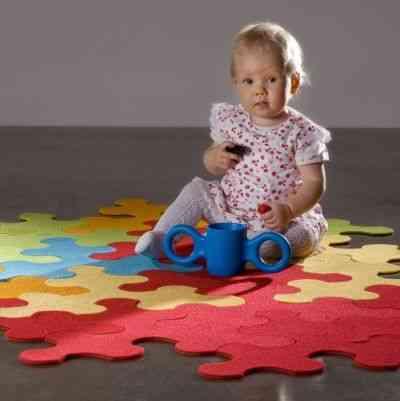 Alfombra Puzzle IMPERIAL, elige los colores de tu suelo 1
