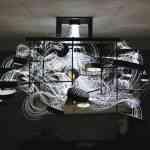 Bacterioptica, lámpara con filtro de bacterias de MadLab 7
