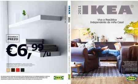 El cat logo de ikea tambi n est en gallego decoraci n for Vinilos ikea catalogo