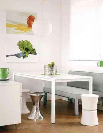Tres ideas para decorar tu comedor diario de una manera for Comedor diario decoracion