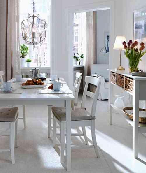Propuestas de Ikea para tu comedor - Decoración de ...