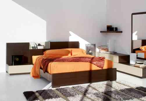 20 propuestas de kibuc para tu dormitorio decoraci n de - Kibuc dormitorios ...