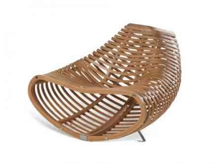 Limu chair, una silla ligera 1