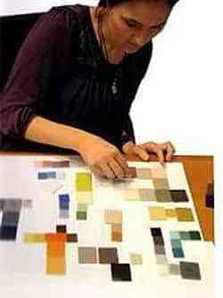 Carmen Barasona y su exclusivo mosaico 2