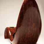 Lounge Chair, silla con 152 capas de madera de Kyle Buckner 9
