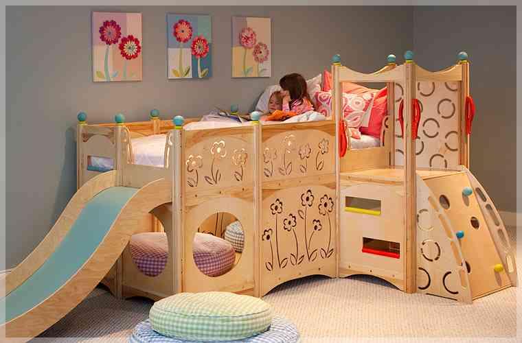 Rhapsody beds camas para dormir y jugar decoraci n de - Muebles de princesas ...