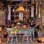 Decoración escalofriante para Halloween: exteriores 16