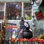 Decoración escalofriante para Halloween: exteriores 3