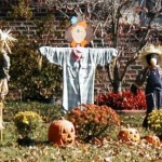 Decoración escalofriante para Halloween: exteriores 6