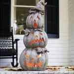 Decoración escalofriante para Halloween: exteriores 7