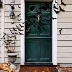 Decoración escalofriante para Halloween: exteriores 12