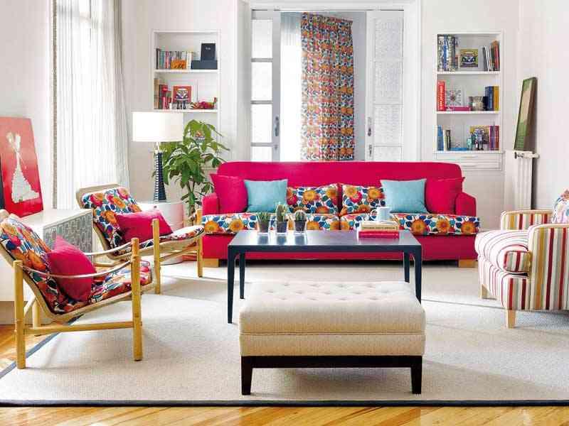 Cinco ideas de tapicerías para tu hogar 1