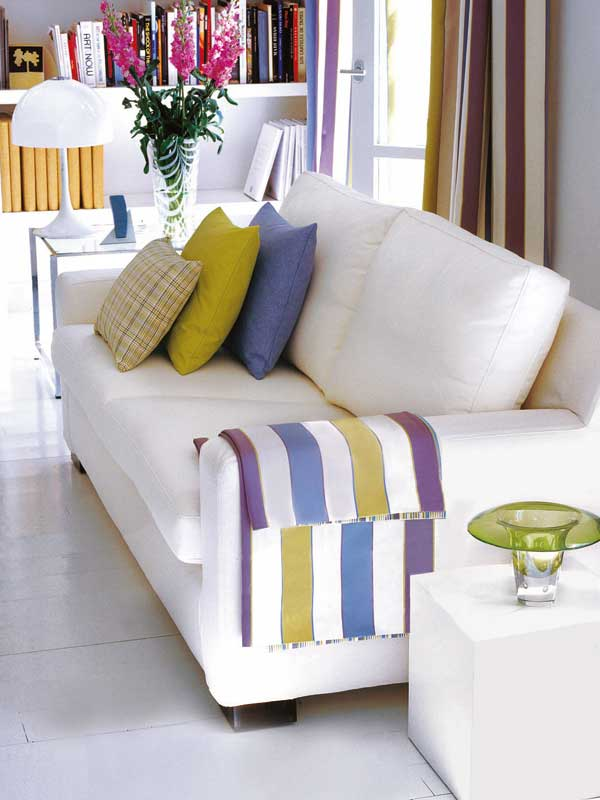Cinco ideas de tapicerías para tu hogar 3