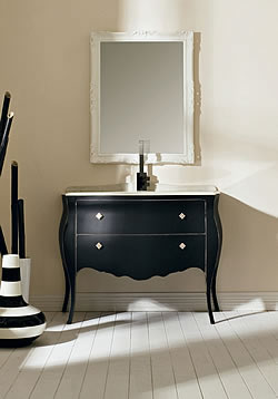 Lavabo Frances.Al Lavabo Mueble Panzudo Frances Decoracion De Interiores